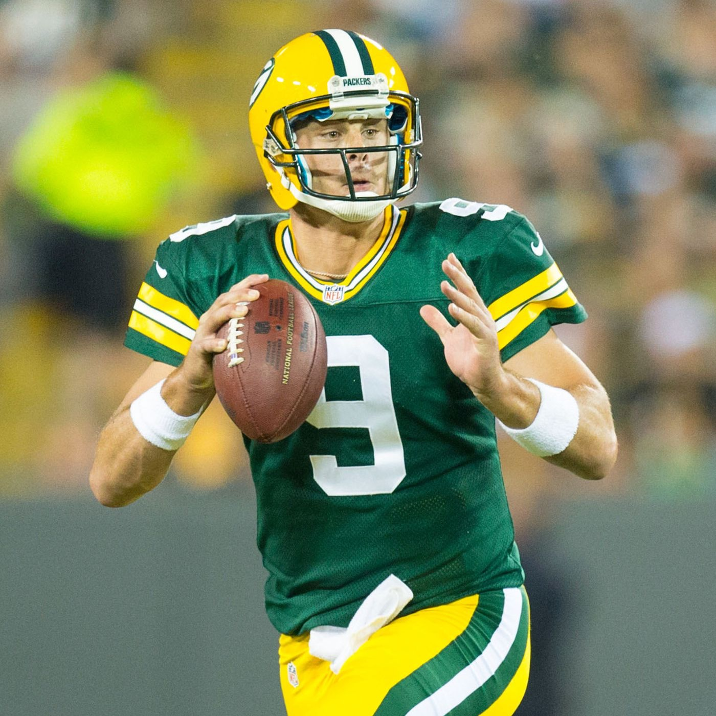 Get The Strap Packers Qb Tradition